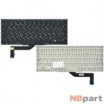Клавиатура для MacBook Pro 15 A1398 (EMC 2512) 2012 черная