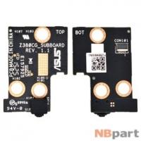 Шлейф / плата ASUS ZenPad 8.0 (Z380C) P022 Z380CG_SUBBOARD_FPC_6PIN REV. 1.0 материнской платы