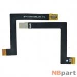 Шлейф / плата iconBIT NetTAB THOR ZX 3G (NT-3905T) QP78 U39GTC0NS_FPC V1.2 материнской платы