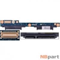 Шлейф / плата Asus X73 / PBL70 LS-7324P REV:1.0 на разъем HDD
