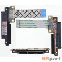 Шлейф / плата Acer Aspire one 722 (P1VE6) / P1VE6 LS-7074P на разъем HDD