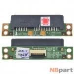 Шлейф / плата Acer Aspire 3810TG / JM31 SSD/B A02 6050A2271101 на разъем HDD