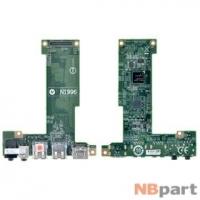 Шлейф / плата MSI FX603 (MS-16G41) / MS-16G4B VER:1.1 на аудио разъем