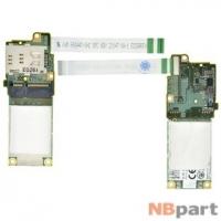 Шлейф / плата Sony VAIO VPCZ1 / 1-881-484-11 на SIM reader