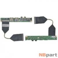 Шлейф / плата MSI X-Slim X370 (MS-1356) / 11356N-1.0 на разъем питания
