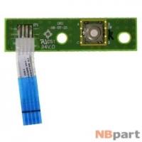 Шлейф / плата Dell Inspiron 1545 (PP41L) / DR1 50.4AQ06.001 на кнопки включения
