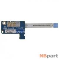 Шлейф / плата HP Compaq Presario C700 / IBL80 LS-3735P на кнопку включения WI-FI