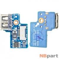 Шлейф / плата Samsung R710 (NP-R710-AS01) / BA92-04768A на USB