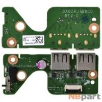 Шлейф / плата Acer TravelMate 5760G / DA0ZRJTB8C0 REV:C на USB