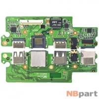 Шлейф / плата Prestigio Smartbook 141 C2 / Y116A-RJR100A на USB