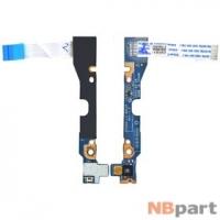 Шлейф / плата Lenovo IdeaPad S400 / VIUS3 LS-8951P REV:1.0 на кнопку включения