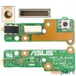 Шлейф / плата Asus N76 / POWER SW BOARD REV 2.2 на кнопки включения