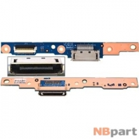 Шлейф / плата Acer Iconia Tab A500 PBJ20 LS-6874P на системный разъем