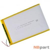 Аккумулятор 3-3,9 mm / 95-99 mm / 145-149 mm / 4500-4999 mAh