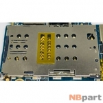 Разъем Micro-Sim+MicroSD 30-31mm x 19-20mm x Oukitel K6000 Pro