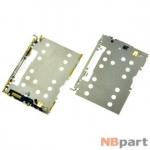 Разъем Nano-Sim 21-22mm x 15-16mm x 1,2mm LeEco Le 2 (x527)