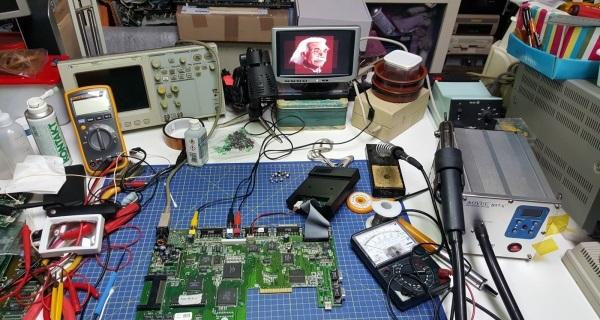 Ремонт компьютеров и периферийного оборудования