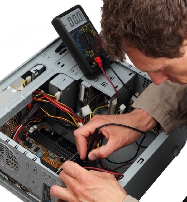 Ремонт разъема наушников на ноутбуке