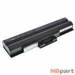 Аккумулятор для Sony / VGP-BPL13A / 11,1V / 4400mAh / 49Wh черный