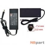 Зарядка 7,4x5.0mm / 19V / 90W 4,74A / HP (копия) (без силового кабеля)
