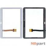 Тачскрин для Samsung Galaxy Tab 4 10.1 SM-T530 (Wi-Fi) SM-T530_GFF_V01 белый