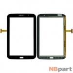 Тачскрин для Samsung Galaxy Note 8.0 N5110 (Wifi) черный (Без отверстия под динамик)