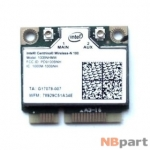 Модуль Wi-Fi 802.11b/g/n Half Mini PCI-E - Intel Centrino Wireless-N 100 (100BNHMW)