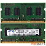 Оперативная память для ноутбука / DDR3 / 1Gb / 8500S / 1066 Mhz