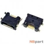 Разъем системный Micro USB - ZTE Star 1 (S2005)