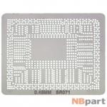 Трафарет для Core i5-2415M (SR071) / 0.45mm Socket BGA1023