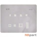 Трафарет для Apple Ipad 3 (A420)