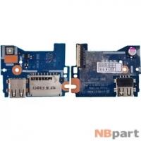 Шлейф / плата Acer Aspire ES1-511 (Z5W1M) / 455MNVB0L01 REV: 1.0 на кнопку включения