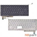 Клавиатура для MacBook Pro 15 A1286 (EMC 2325) 2009 черная (Вертикальный Enter)